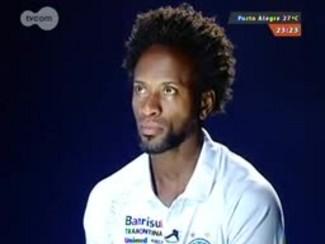 Mãos e Mentes - Jogador de futebol Zé Roberto - Bloco 2 - 30/11/2014