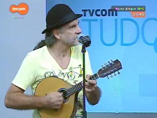 TVCOM Tudo Mais - Uma homenagem ao músico Nico Nicolaiewsky