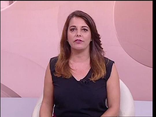 TVCOM 20 Horas - Entrevista com o novo secretário de saúde da capital - 09/03/15