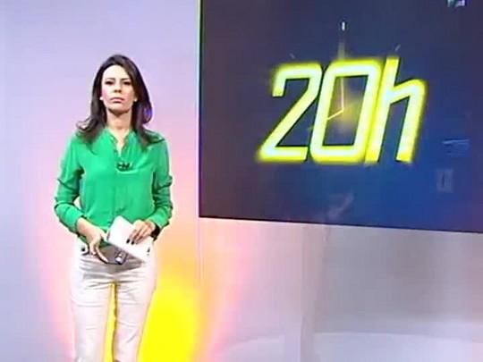 TVCOM 20 Horas - Sistema de monitoramento para combater o tráfico de drogas em Porto Alegre ainda não foi implantado - 09/04/2015