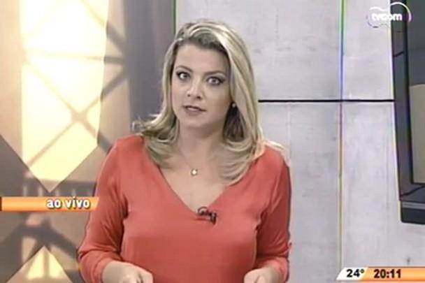 TVCOM 20 Horas - 90% dos servidores do Judicário de SC aderiram a greve - 13.04.15