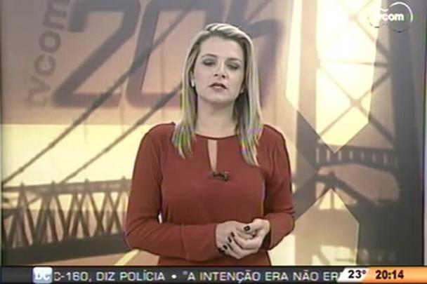 TVCOM 20 Horas - 1º Bloco - 18.04.15