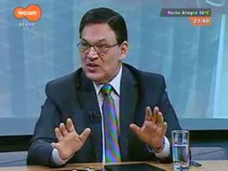 Conversas Cruzadas - Debate sobre a crise financeira no RS e repasses aos municípios gaúchos - Bloco 4 - 03/09/2015