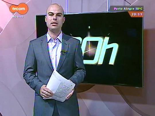 TVCOM 20 Horas - Projeção de déficit de R$ 6,2 bilhões para 2016 deixa em alerta servidores públicos - 17/09/2015