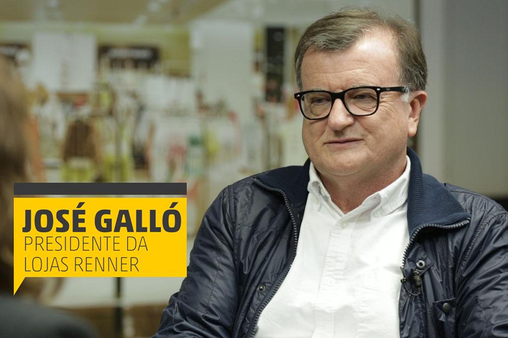 José Galló anteviu a crise e projeta retomada para 2018