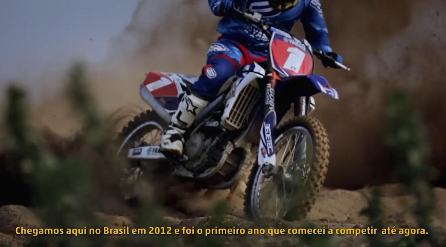 Carlos Campano fala sobre a expectativa para a Copa do Brasil de Motocross
