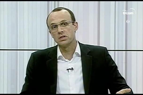 TVCOM Conversas Cruzadas. 1º Bloco. 07.01.16