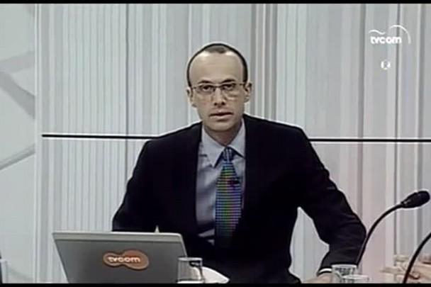 TVCOM Conversas Cruzadas. 3º Bloco. 15.02.16