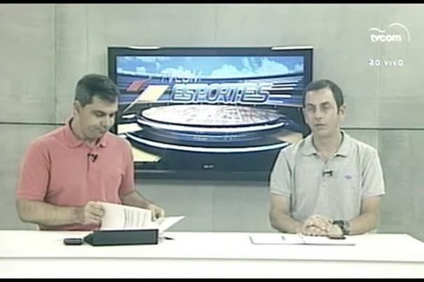 TVCOM Esportes. 1º Bloco. 22.03.16