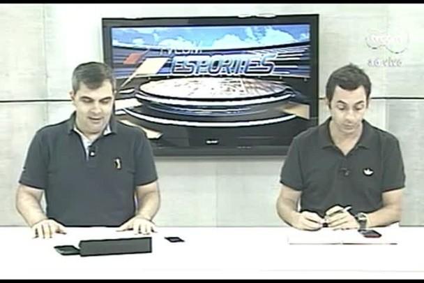 TVCOM Esportes. 1º Bloco. 22.04.16