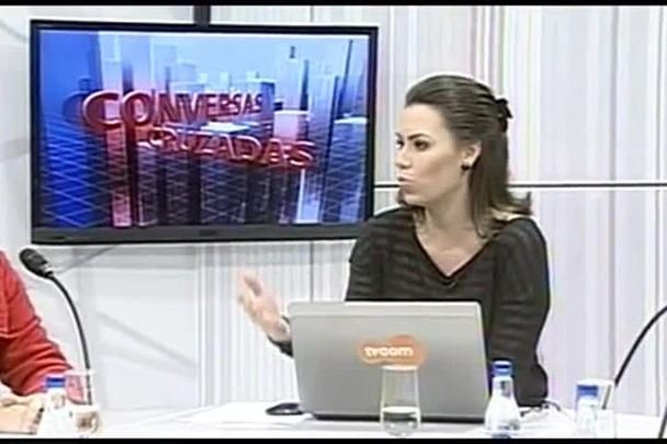 TVCOM Conversas Cruzadas. 3º Bloco. 24.05.16