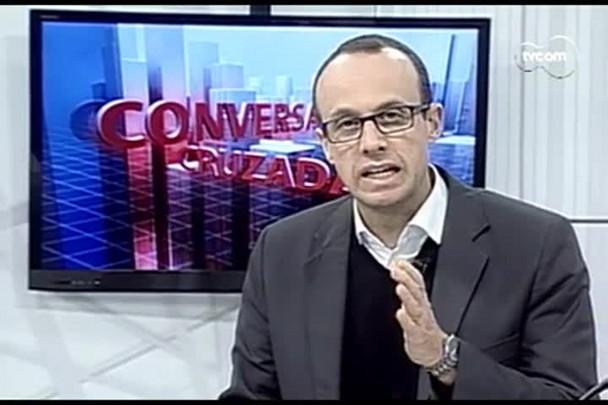 TVCOM Conversas Cruzadas. 2º Bloco. 22.08.16