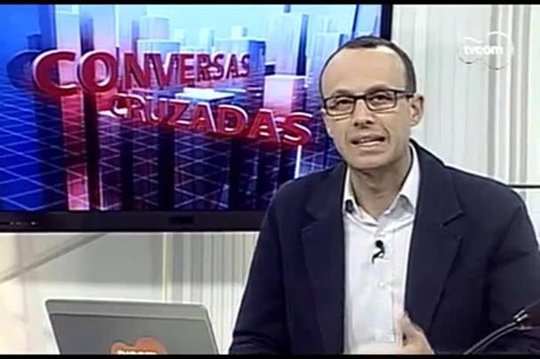 TVCOM Conversas Cruzadas. 2º Bloco. 11.10.16