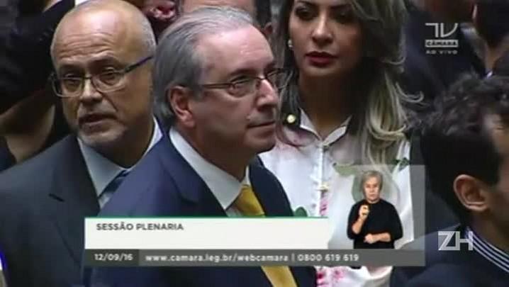 Eduardo Cunha é preso pela PF