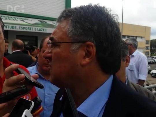 Governador vai a Chapecó para prestar solidariedade aos familiares das vítimas