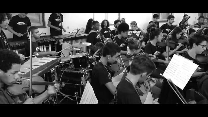 Orquestra Jovem do RS estreia temporada 2017