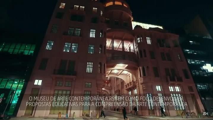 Noite dos Museus: Museu de Arte Contemporânea RS