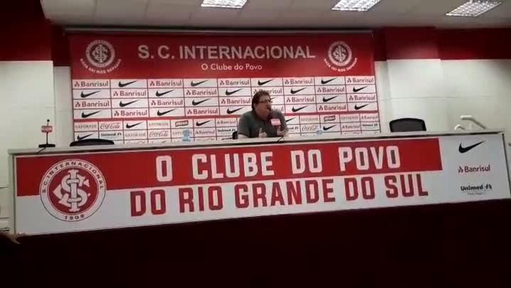 Guto Ferreira fala sobre qualidade do grupo do Inter