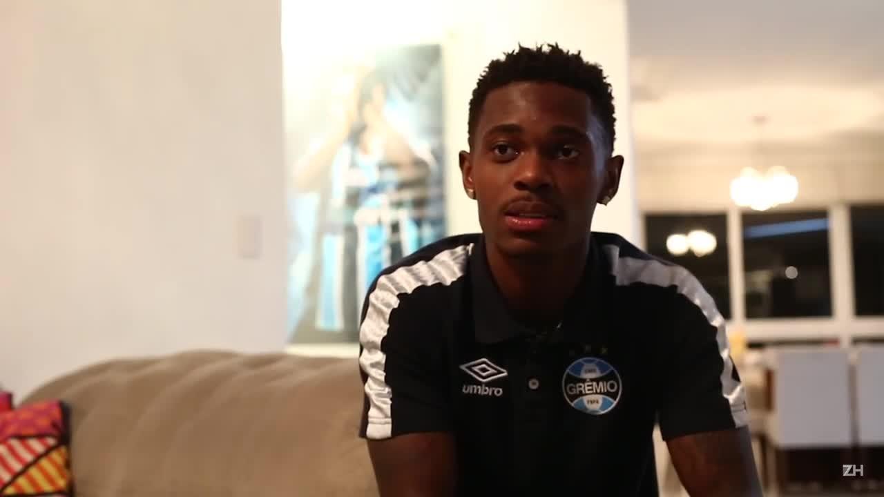 Três perguntas para Lincoln, do Grêmio