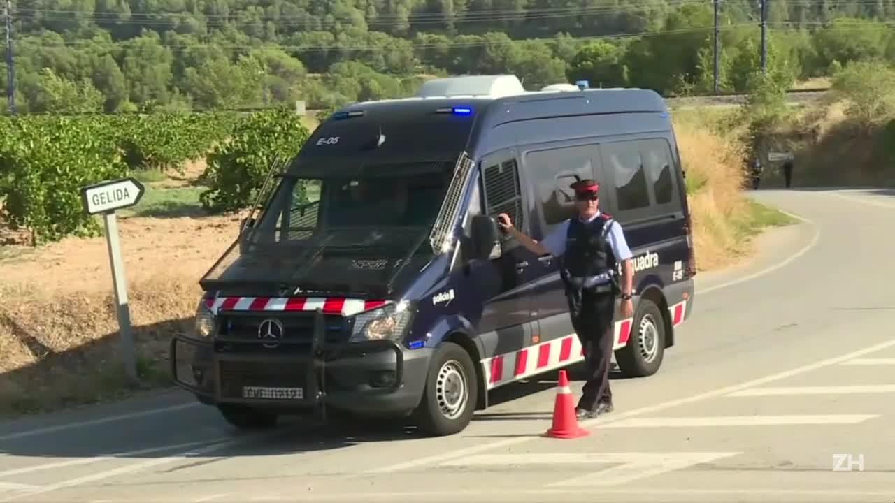 Suposto autor do atentado de Barcelona foi morto