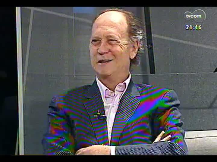 TVCOM Tudo Mais - Falcão lança livro de memórias sobre a Seleção de 82