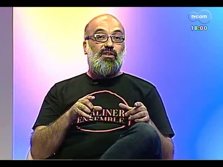 Programa do Roger - Daniela Broitman fala de filme sobre a vida de Marcelo Yuka - bloco 2