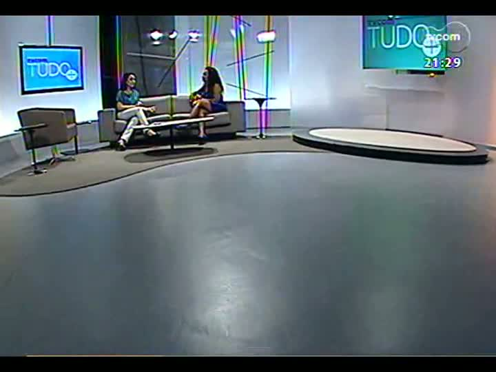 TVCOM Tudo Mais - Madrinha de bateria da União da Vila do IAPI