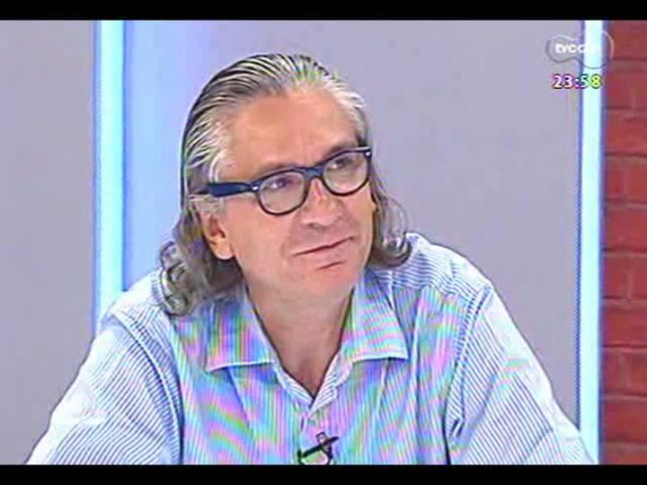Mãos e Mentes - diretor e roteirista cinematográfico Carlos Gerbase - Bloco 3 - 29/01/2013