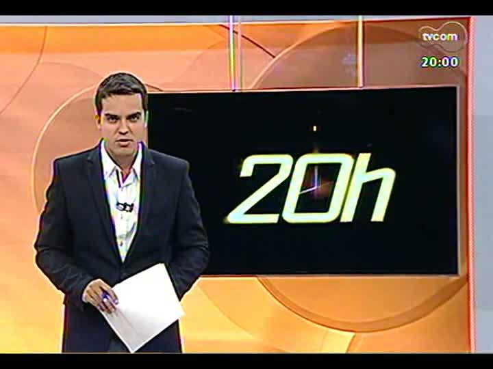 TVCOM 20 Horas - Aumento da contribuição previdenciária dos servidores - Bloco 1 - 05/04/2013