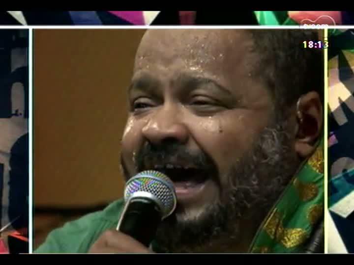 Programa do Roger - Bianca Gismonti lança CD \'Sonhos de nascimento\' - bloco 3 - 13/07/2013