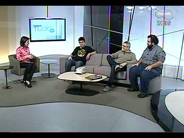 TVCOM Tudo Mais - Conversa com colecionadores de histórias em quadrinhos
