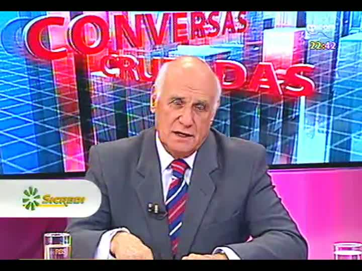Conversas Cruzadas - Debate sobre proposta de regulamentação da mão de obra terceirizada - Bloco 3 - 09/08/2013