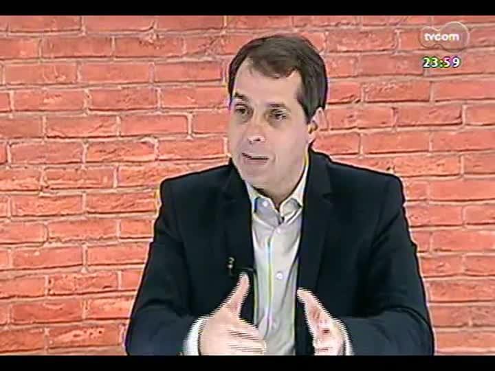 Mãos e Mentes - Fundador do grupo Processor, César Leite - Bloco 3 - 19/08/2013