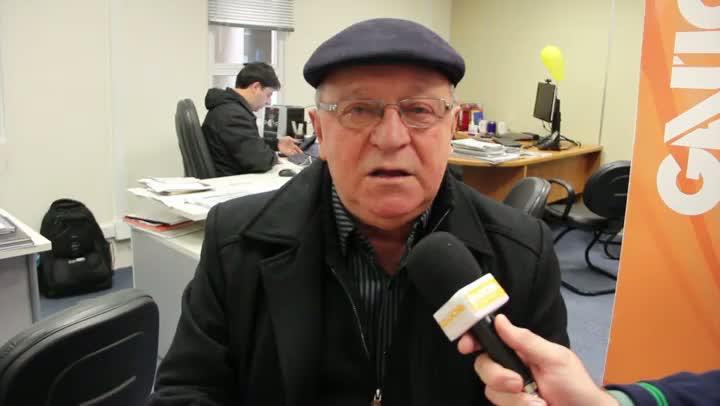 Pedro Ernesto Denardin volta aos microfones da Gaúcha. 27/08/2013