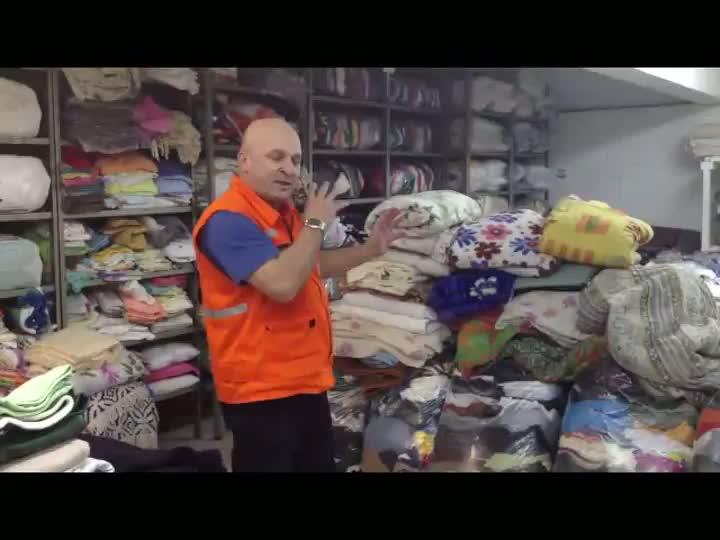 Central de Doações da Defesa Civil concentra donativos para atingidos pela chuva no RS. 29/08/2013