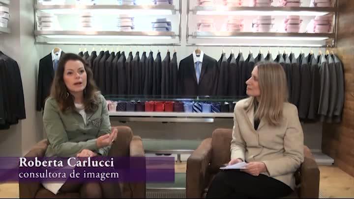 Estela entrevista com Roberta Carlucci
