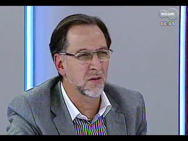Mãos e Mentes - Flavio Pechansky, psiquiatra e diretor do Centro de Pesquisa em Álcool e Drogas da UFRGS - Bloco 3 - 03/10/2013