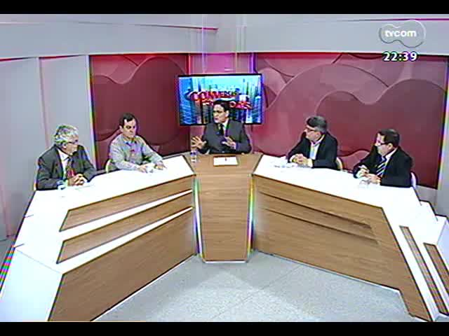 Conversas Cruzadas - A um ano das eleições, especialistas debatem o quadro das candidaturas que está se desenhando - Bloco 2 - 07/10/2013
