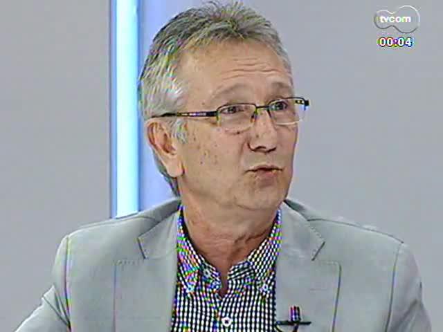 Mãos e Mentes - Secretário de Obras, Luiz Carlos Busato - Bloco 3 - 20/11/2013