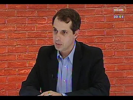 Mãos e Mentes - Presidente do CPERS, Rejane de Oliveira - Bloco 3 - 06/12/2013