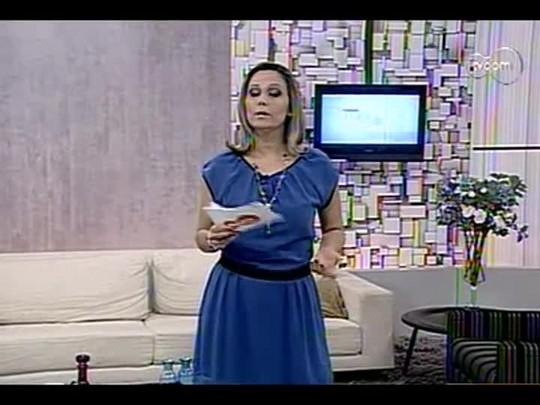 TVCOM Tudo Mais - 1o bloco - Infecções no ouvido - 18/12/2013