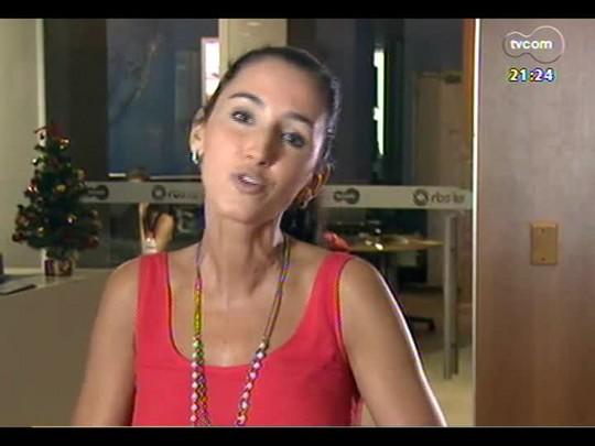 TVCOM Tudo Mais - Alice Bastos Neves conta o que foi Tudo Mais em 2013?