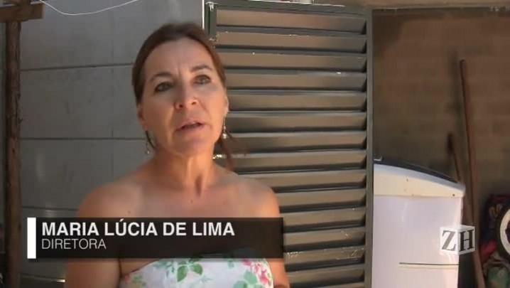 Irregularidade em escola estadual gaúcha