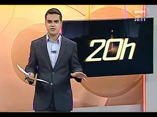 TVCOM 20 Horas - Casos de agressões sem explicações em Porto Alegre - Bloco 2 - 05/02/2014