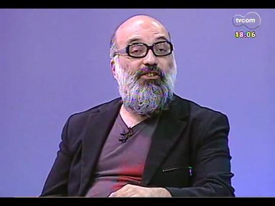 Programa do Roger - Filme \'Insônia\', produtor Beto Rodrigues, diretor Beto Souza e a atriz Lara Rodrigues - Bloco 3 - 14/02/2014