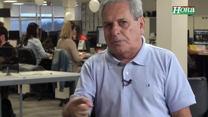Dáli Miguel - Miguel Livramento aponta o 1º técnico de time catarinense a cair no Brasileiro