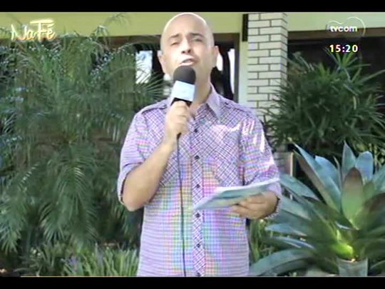 Na Fé - Clipes de música gospel e bate-papo com a empresária Lúcia Helena Pedroso - 20/04/2014 - bloco 2