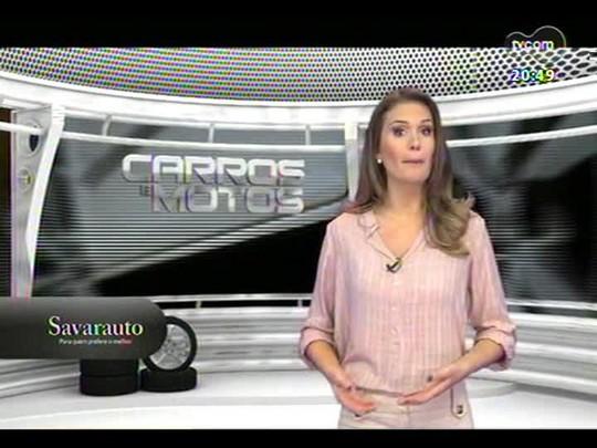 Carros e Motos - Saiba como está o novo Fiat Linea 2014 - Bloco 3 - 20/04/2014