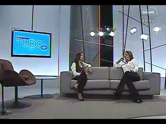 TVCOM Tudo Mais - \'Rede Social\': Fernanda Pandolfi fala sobre as novidades para o final de semana
