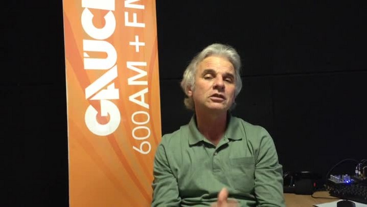 Cléo Kuhn fala sobre a chance de neve para o inverno na Serra gaúcha. 23/05/2014